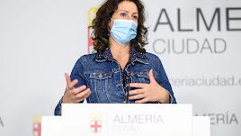 María del Mar Vázquez, portavoz del equipo de Gobierno municipal