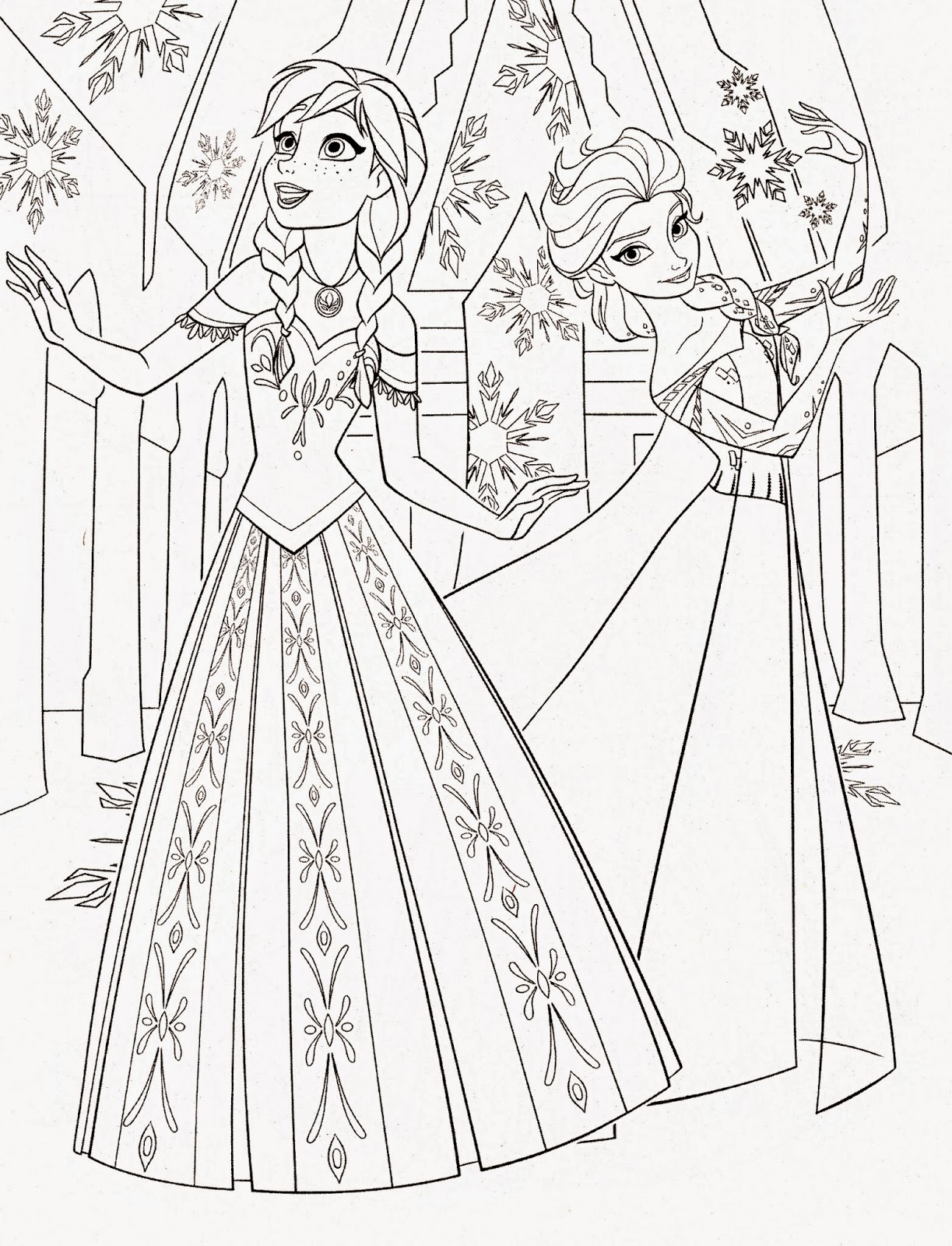 Unique Disney All Princess Coloring Pages Library