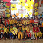 Basant Panchami Celebration (Pre-primary) 12.02.2016