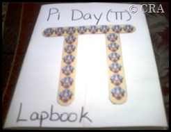 Pi Day Lapbook