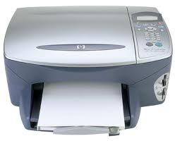 Free download HP PSC 2105 All-in-One Printer driver and setup