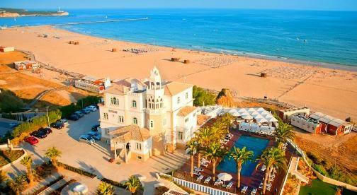 Hotéis de Praia Algarve