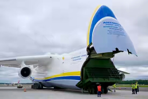 14 Interesting Facts About Air Travel You Should Know, Antonov An225