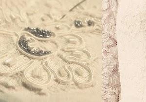 wedding dress layer