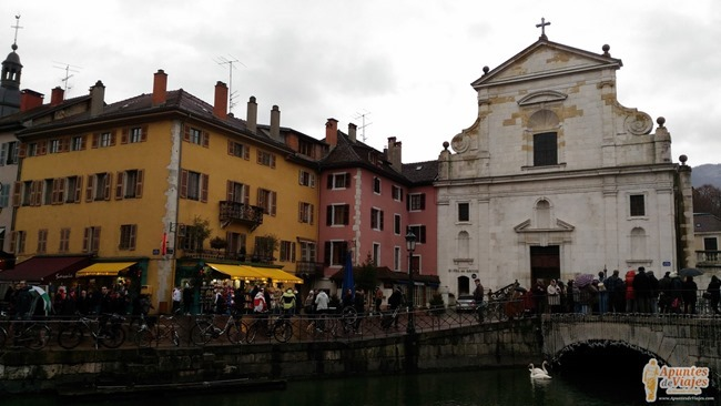 Visitar Annecy Francia 7