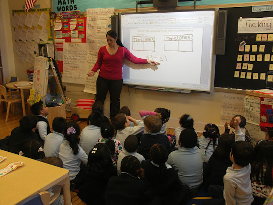 Innovative First Grade Classroom : P s the academy of innovative learning insideschools