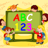 Kids Learn English ABC 123