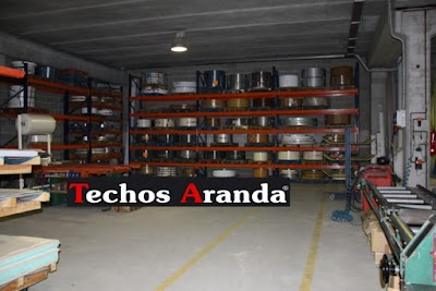 Techos aluminio León