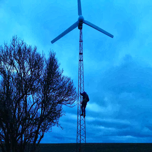 Anhui Hummer <b>Wind Turbine</b> Co.