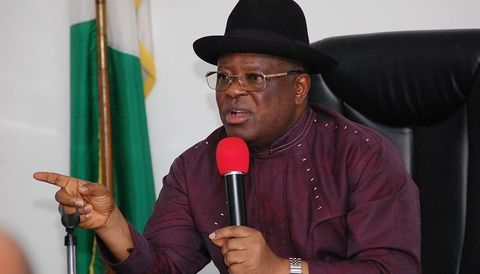 Was Forced To Borrow N5bn To Fund PDP Campaign – Umahi