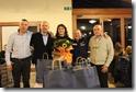 2 - Elisa Cappellari festeggiata dai dirigenti del Club Colli Euganei