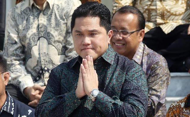 Menteri Erick Janji Cicil Uang Nasabah Jiwasraya