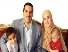 كيف تعرف عمرو خالد على زوجته