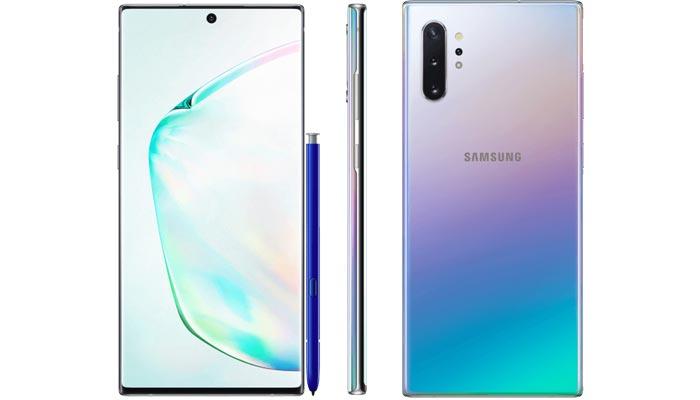 Samsung Galaxy Note 10+ Spesifikasi