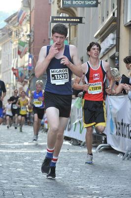 Luzerner Stadtlauf in Luzern