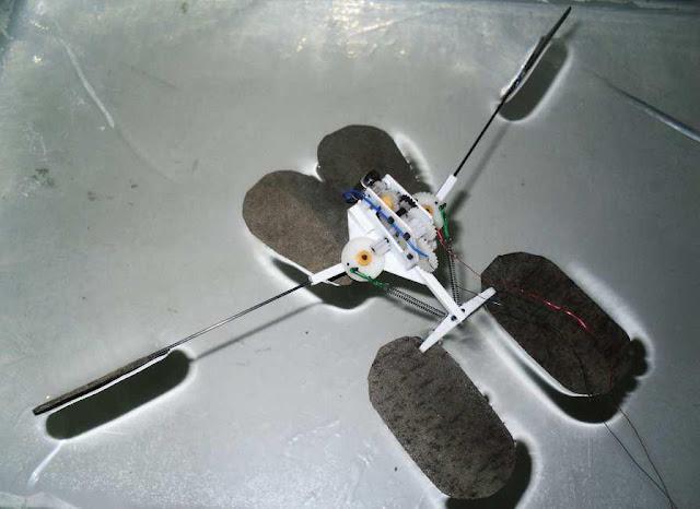 Water Strider Robot