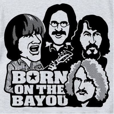 Born On The Bayou Electric Bayou Creedence Clearwater Revival