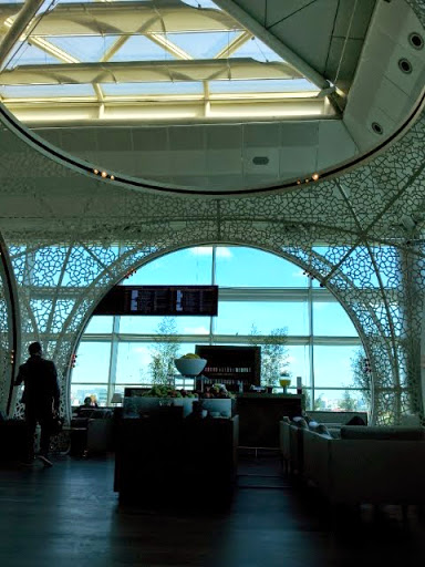 Love the touches of Turkish design. From What's It Really Like to Fly Turkish Airlines Business Class?