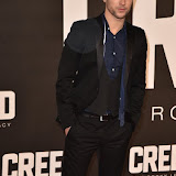 OIC - ENTSIMAGES.COM - JJ Hamblett at the  Creed - UK film premiere at the Empire Leicester Sq London 12th January 2016 Photo Mobis Photos/OIC 0203 174 1069