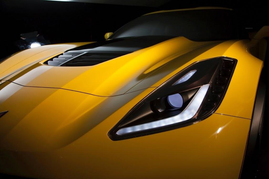 2015 Chevrolet Corvette Z06 14