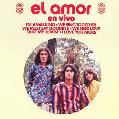 El Amor ~ 1971 ~ En Vivo