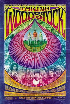 Destino: Woodstock - Taking Woodstock (2009)
