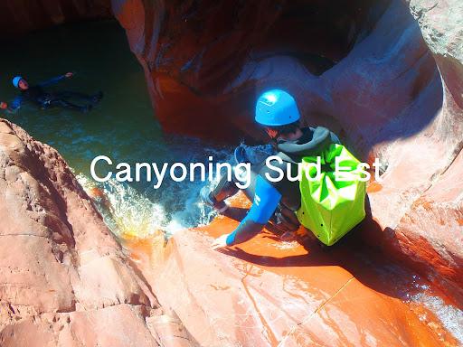 Le canyon du Raton et ses nombreuses vasques