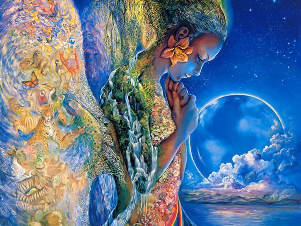 Goddess Of All Things, Goddesses
