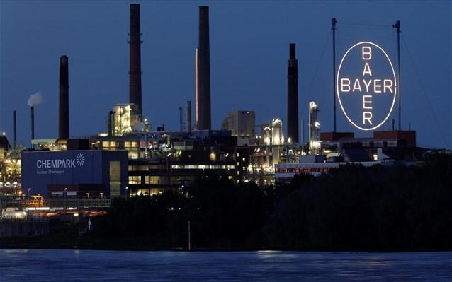 Γερμανία: Ισχυρή έκρηξη σε εργοστάσιο της Bayer στο Λεβερκούζεν