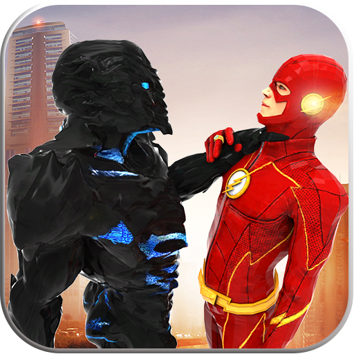 Flash Speedsters- Superhero Wall Run- flash games 1.2