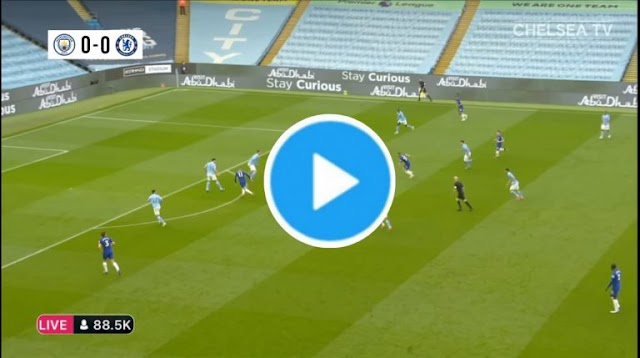 Premier League: Chelsea Vs Man City Live Stream Online Free Match Preview and Lineup