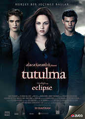 Alacakaranlık Efsanesi: Tutulma Sinema Filmi - The Twilight Saga: Eclipe (2010)