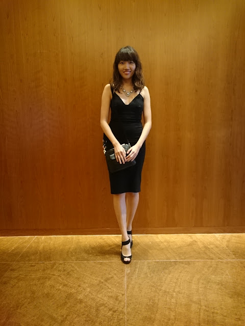 Annaxiu Wedding at Grand Hyatt Singapore