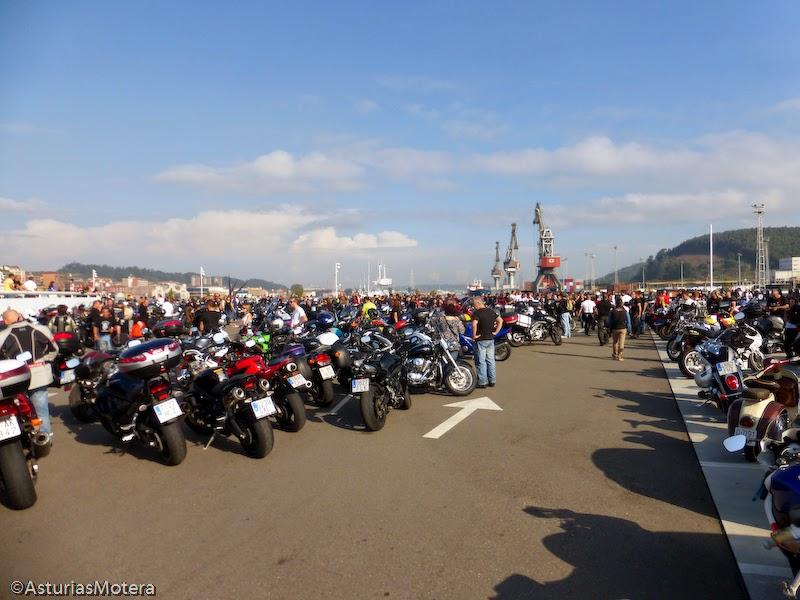 Movilización nacional contra los guardaraíles, Asturias 2014