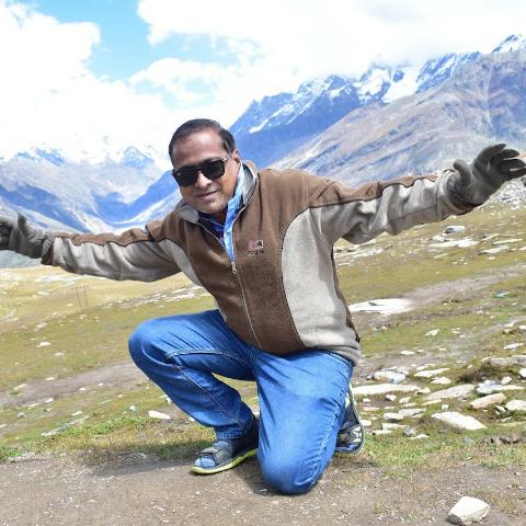 Satishkumar Shah