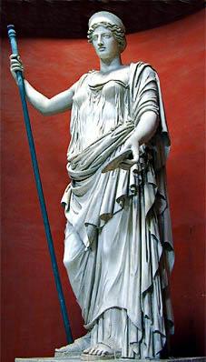 Juno, Gods And Goddesses 2