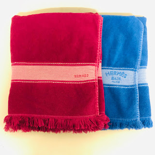 Hermès Belgium Cotton Towels