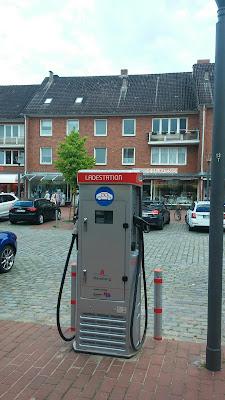 E-Car Ladestation