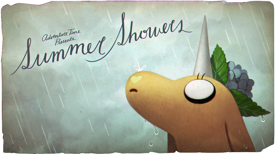 Hora de Aventura: Summer Showers