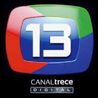 Logo Canal 13 La Rioja