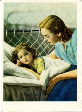 открытки, ссср, дети