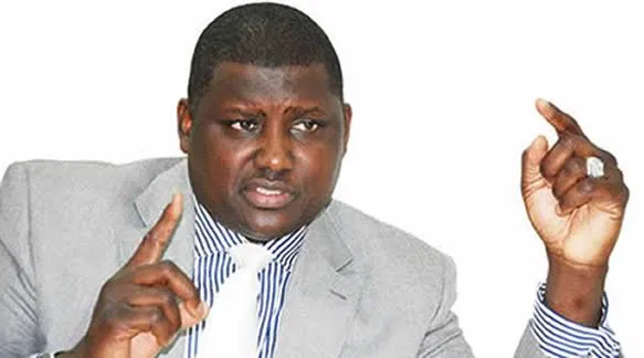 Lawyer Dumps Maina, Applies To Stop Representing Him