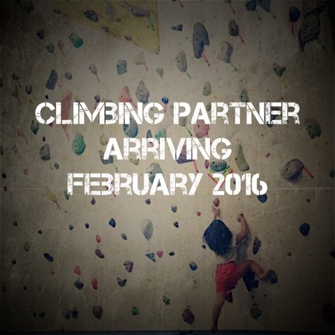 www.boulderingonline.pl Rock climbing and bouldering pictures and news Climbing Partner for My Little Girl - Arriving February 2016