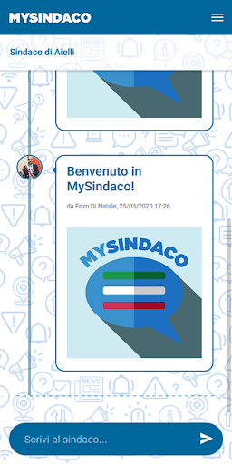 MySindaco screenshot 2