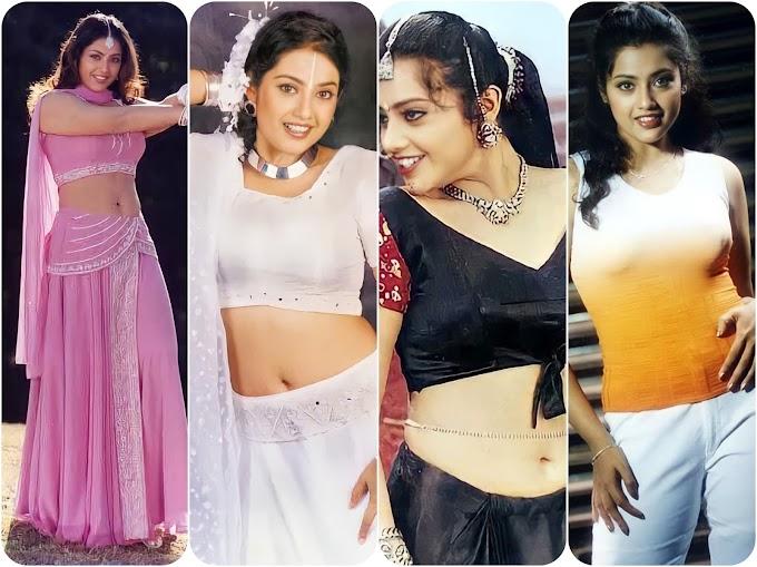 South Indian Actress Meena Hot Young Age Pics HD