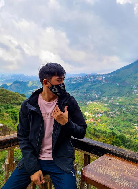 Tan-aw sa Alang Tuba Benguet