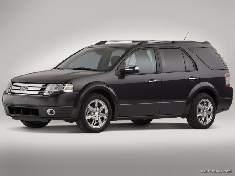 2008 ford taurus x wagon specifications pictures prices. Black Bedroom Furniture Sets. Home Design Ideas