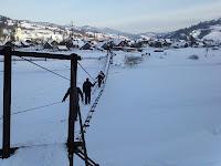 Фоторепортаж с тренинга по ньяса-йоге 12-18 февраля 2012г в Карпатах.704