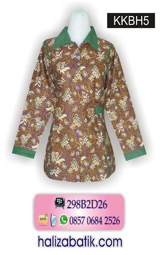 grosir baju batik murah, mode baju batik, busana batik wanita