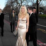 WWW.ENTSIMAGES.COM -  Emma Noble  arriving at      The Asian Awards at Grosvenor House, 86-90 Park Lane, London April 16th 2013                                            Photo Mobis Photos/OIC 0203 174 1069